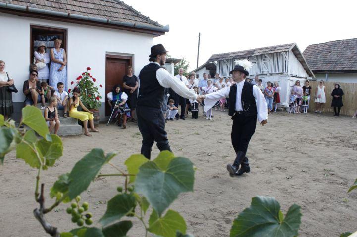 tánc bemutató