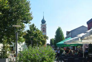 Szent Bertalan-templom tornya