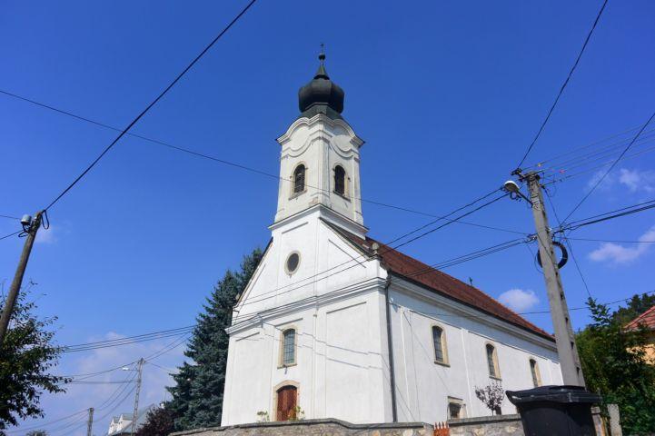 Alcsúti Református Egyházközség temploma