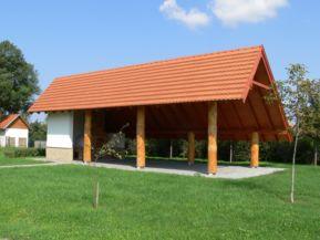 Templomkert Hagyományőrző Turisztikai Központ külső büfé helyszíne