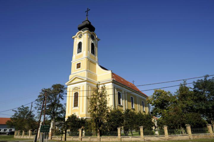 Szeplőtelen Fogantatás-templom