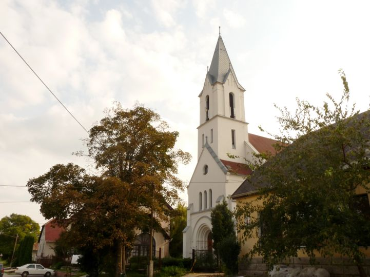 Váli Református Egyházközség temploma