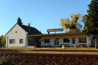 vonyarcvashegyi vasútállomás
