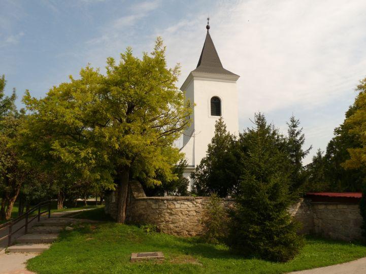 Etyeki Református Egyházközség temploma