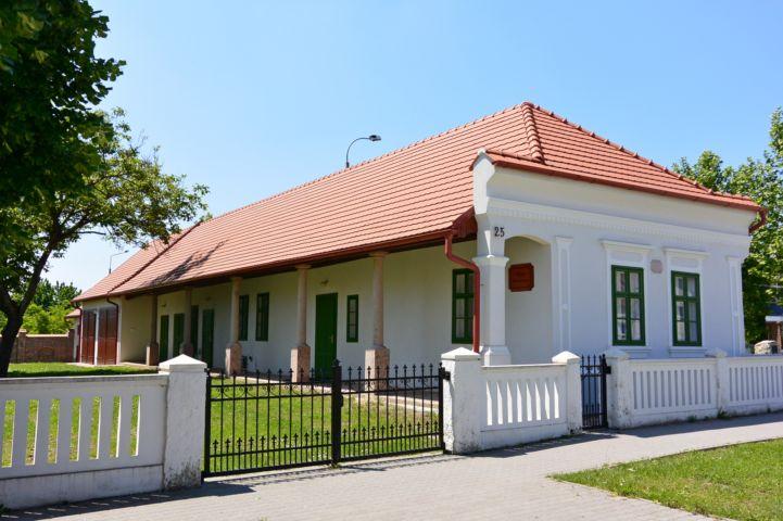 német nemzetiségi tájház