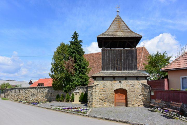 XIII. századi Szent Imre-templom kertjének kapuja