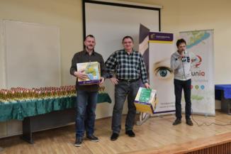 Máté István és Penziás Ádám immáron 10 éve aktívan részt vesznek a Cartographia Kupa szervezésében