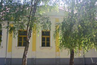 Kovachich Kúria (jelenleg a gyermekotthon épülete)