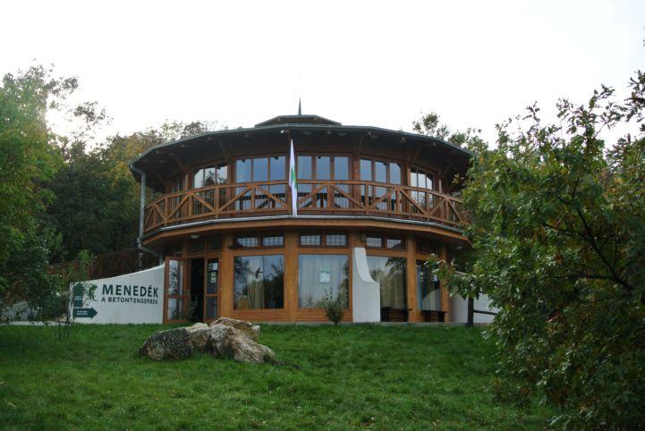 Látogatóközpont