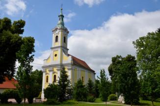Letenyei Szentháromság-templom