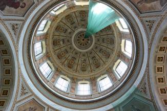 kupola belső