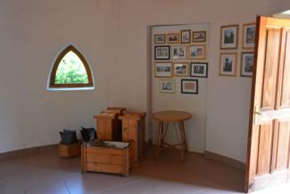 galéria az alsóörsi Csere-hegyi kilátóban