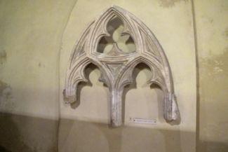 XV. századi mérműves ablak