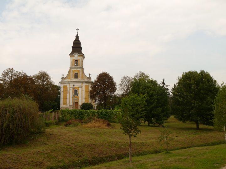 Nepomuki Szent János templom