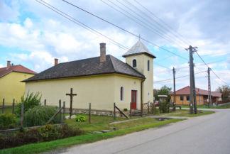 Kisboldogasszony-kápolna