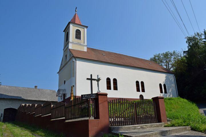 nagybakónaki Szent István király-templom
