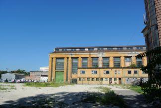 Budai Hengermalom egyik melléképülete