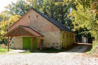 a Büdöskúti vadászház melléképülete