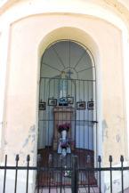 Mária-szobor az Immaculata-kápolnában