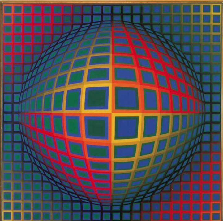 Vasarely: Vega Nor (1969) (CC)