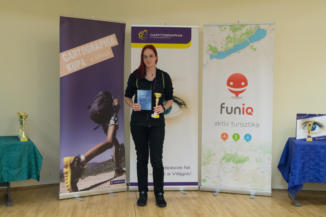 a 2017-es Cartographia Kupa díjátadója