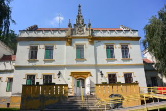 Redl castle