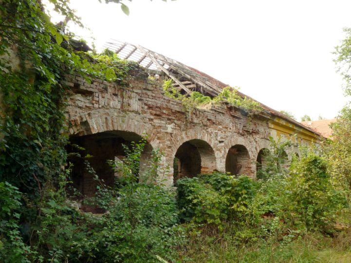 Meszleny-kastély