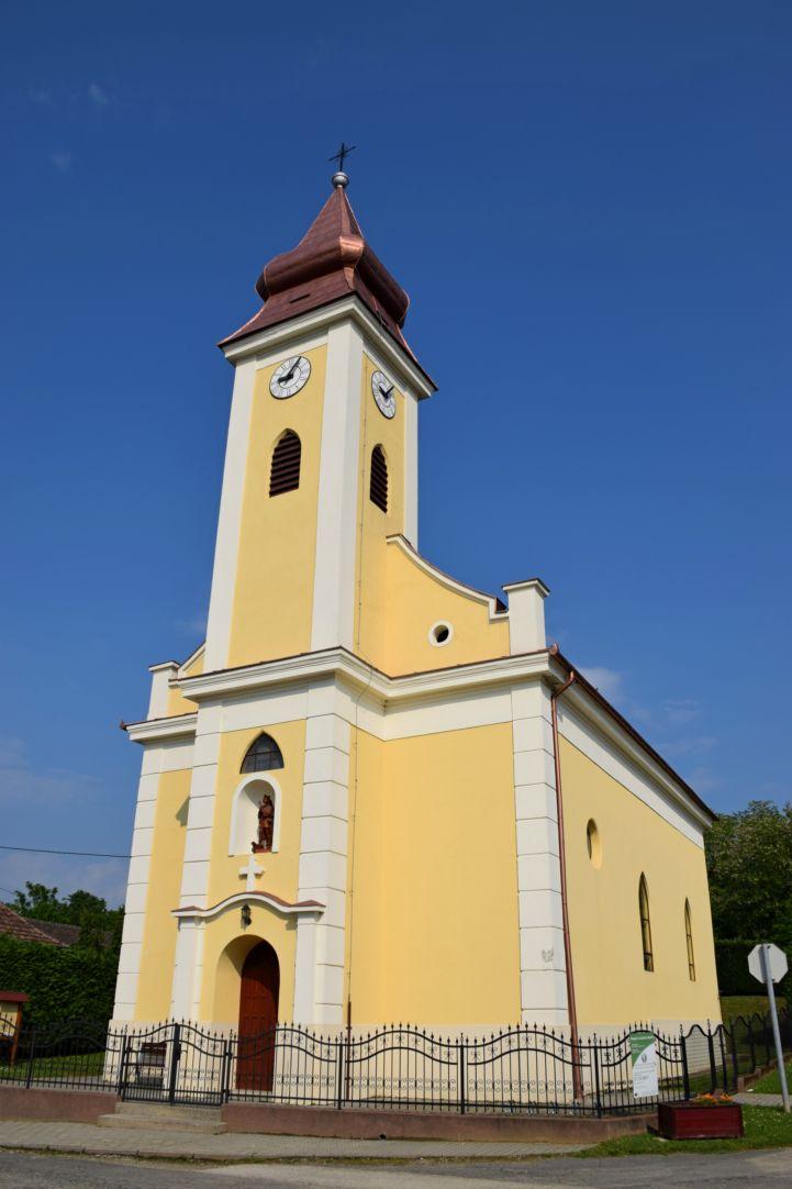Havas Boldogasszony-templom Újudvaron