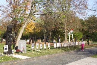 az 1956-os forradalom erdélyi mártírjainak emlékhelye