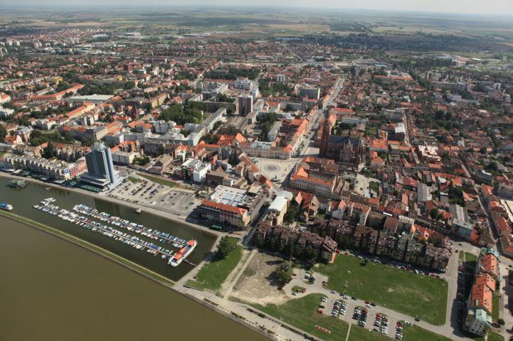 Osijek Foto: Zeleni Osijek, Općina Antunovac