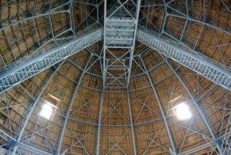 a Bazilika külső kupolája