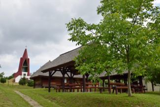 kápolna a letenyei Öreg-hegyen