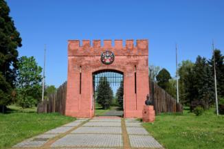 Várkapu emlékmű Nagykanizsán
