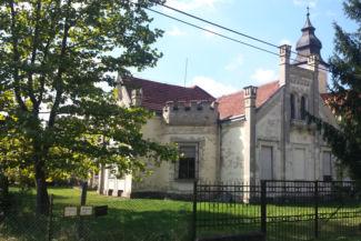 Sajnovics-kastély