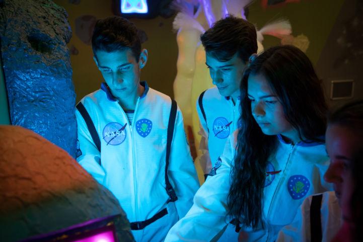 science fiction szabadulószoba