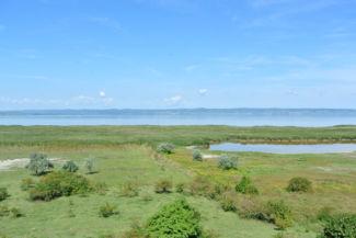 kilátás a Fertő tóra