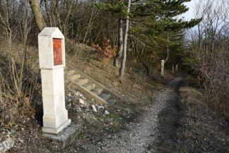 Kálvária-hegy - egy stáció