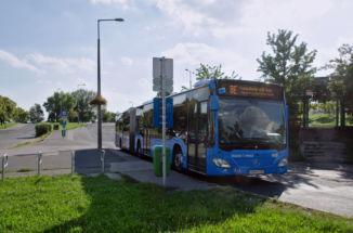 8E busz Gazdagréten