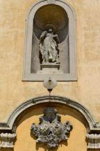 Keresztelő Szent János születése-templom, díszítés