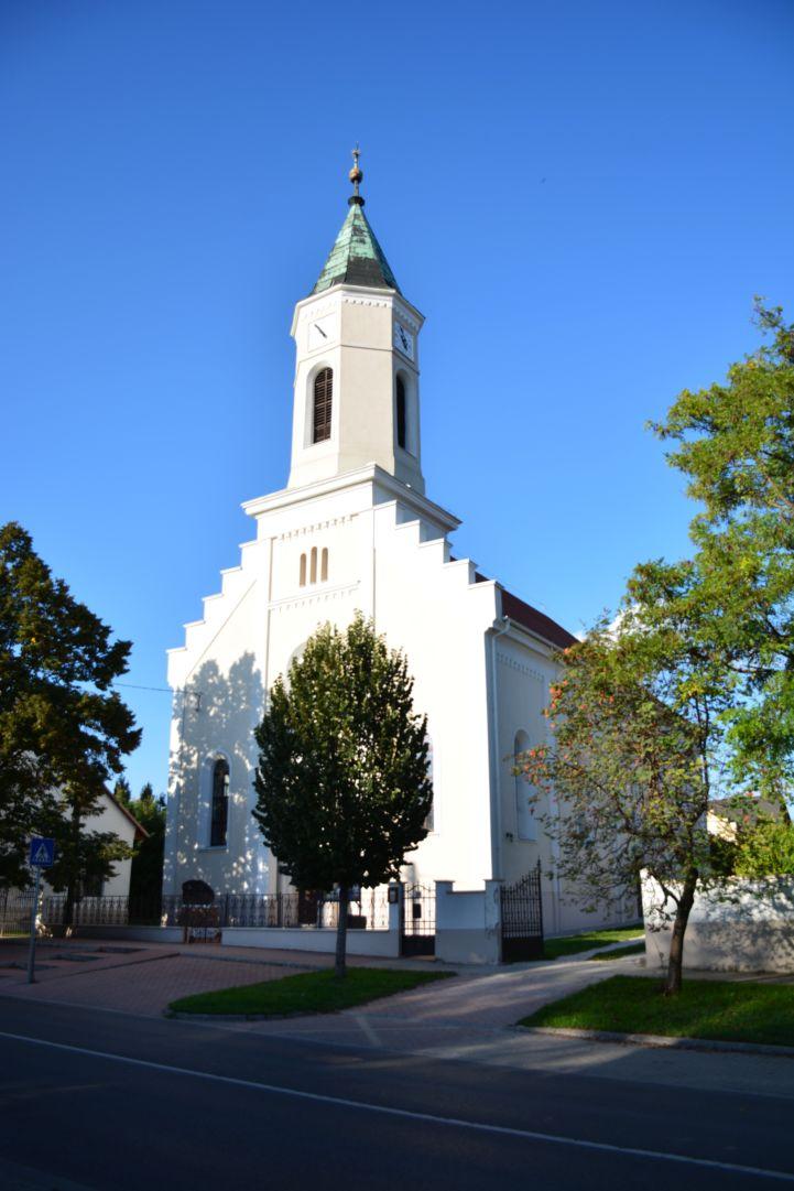 Biai Református Egyházközség temploma