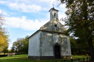 a holládi Szent Donát-kápolna