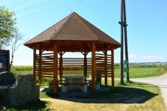 pihenőhely Oggau közelében