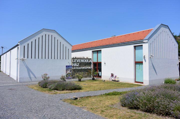 Levendula Ház látogatóközpont