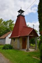 Öreghegyi modern harangláb Letenyén