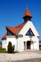 Mária Magdolna-templom Szárligeten