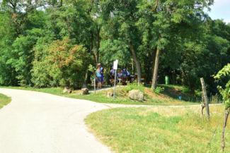 pihenőhely Mörbisch am See közelében