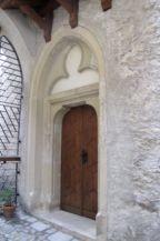 az Újzsinagóga bejárata