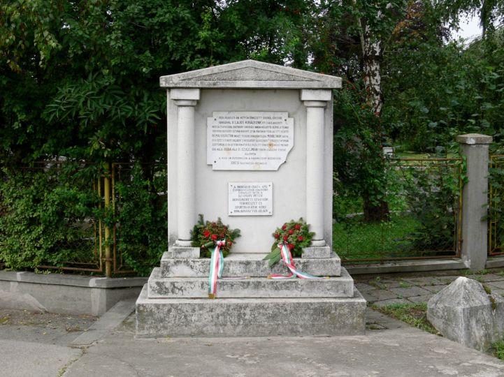 Mohácsi csata emlékmű