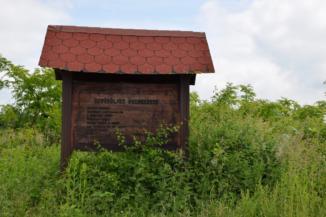 Letenyei Öreghegy bejárat