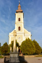 a vörsi Szent Márton püspök-templom